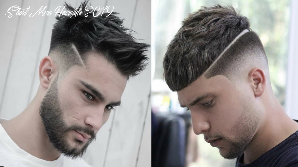 Mens Short Hair for Summer 10   Beard with Hairstyle 10   Mens ...