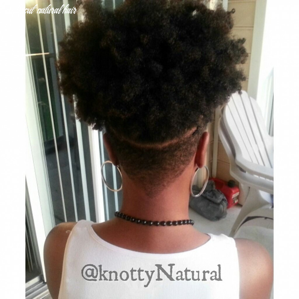 Natural hair Rules! - I'm Faded | www.knottyNatural.com | Undercut ...