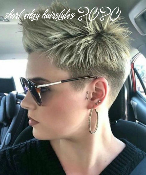 New Fantastic Short Edgy Pixie Haircuts for Women to Look Trendy ...