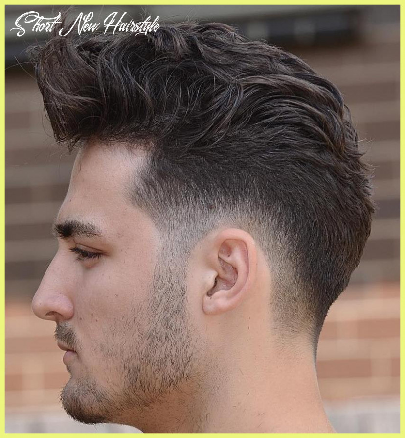New Hairstyle for Man 10 10 Cool Short Hairstyles and ...
