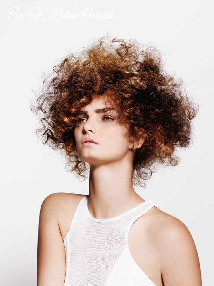 Our Top 11 Brown Medium Hairstyles – Place 11 | Friseur.com