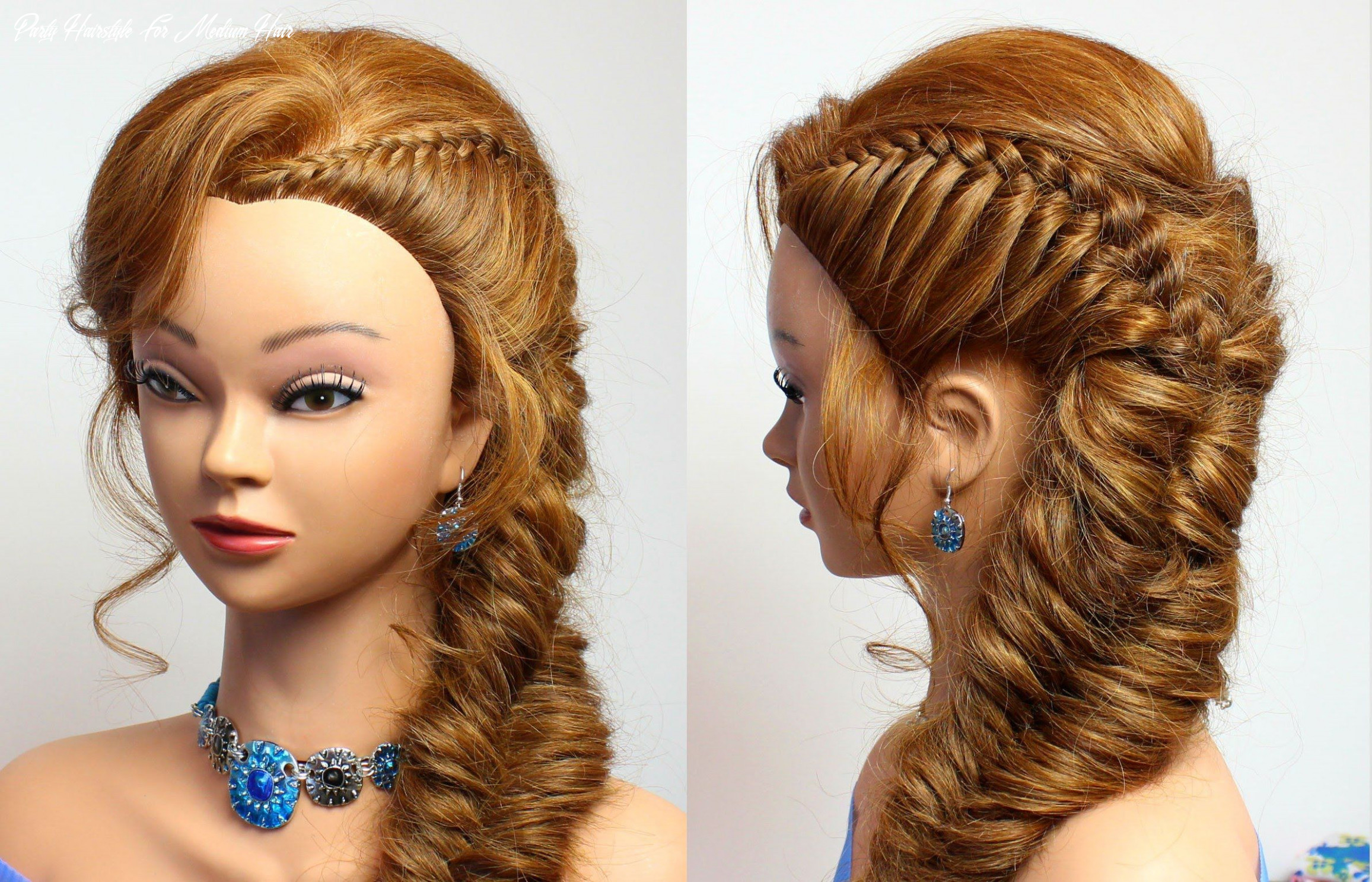 Party Hairstyles for Long Hair Step by Step Unique Hairstyles ...