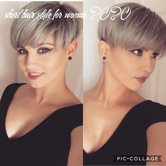 SHORT HAIR WILL BE FAVORITE STYLE FOR 11 *