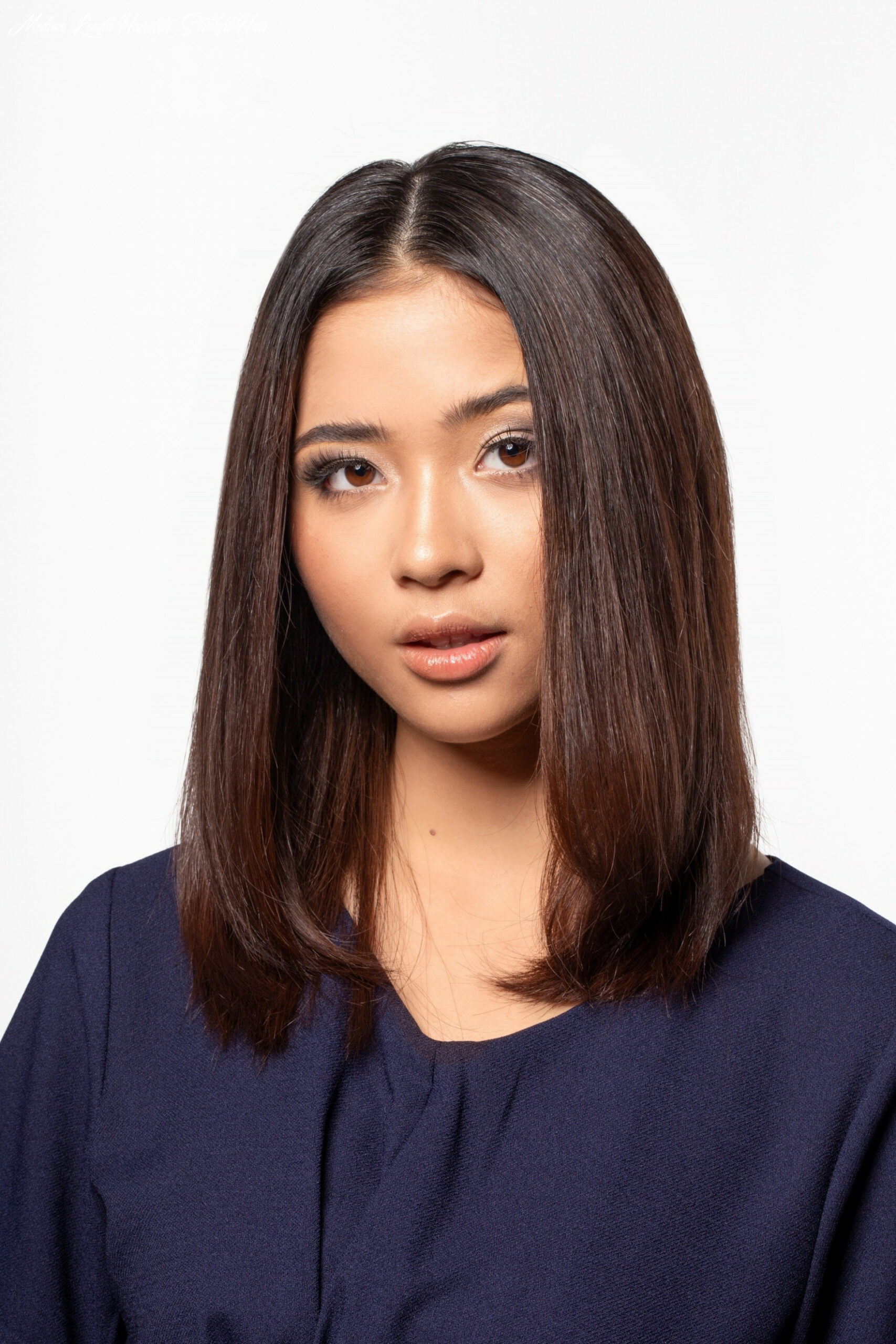 Shoulder Length Hairstyles for Filipinas | All Things Hair PH