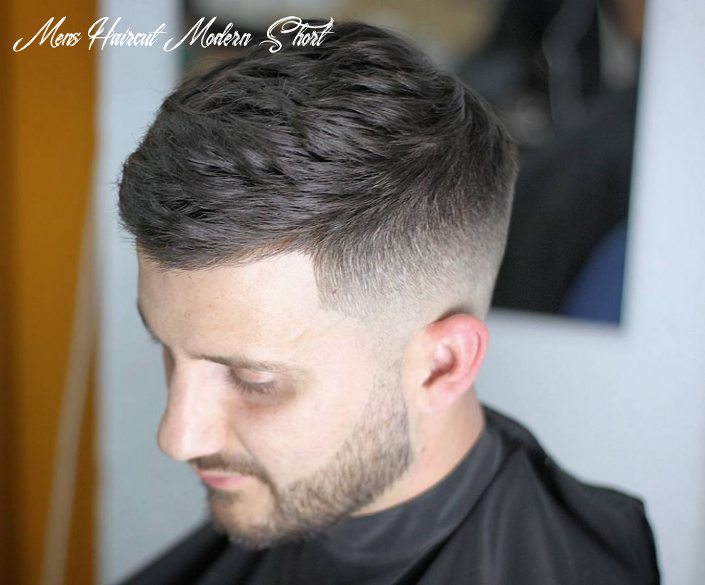 The 9 Best Short Hairstyles for Men | Improb