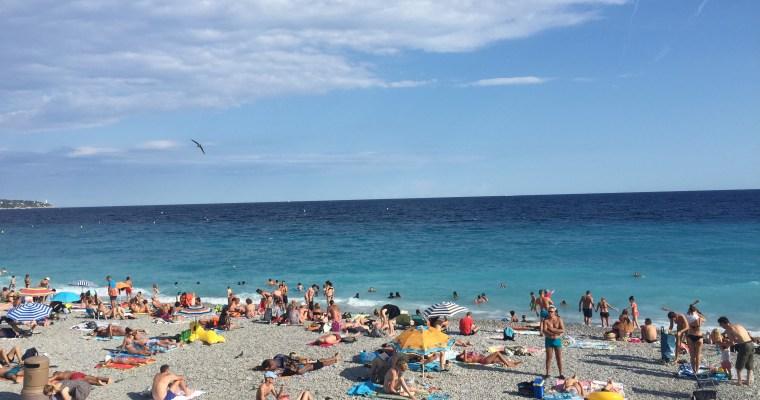 [尼斯] 蔚藍海岸 = 陽光+美食+海灘,愛渡假及曬太陽者的天堂 (含餐廳推薦分享)