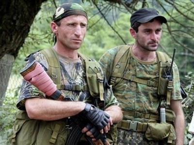 1/72 Chechen & Modern Militia