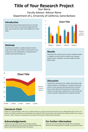 research poster template ppt