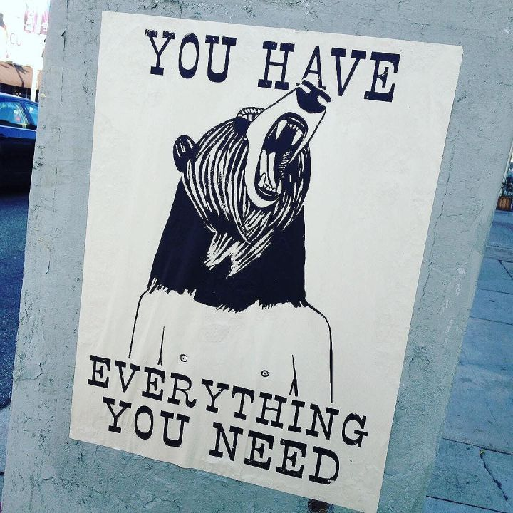 You have everything you need...to make a difference