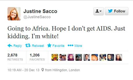 Justine Sacco