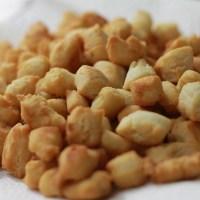 Nigerian Snack: Chin Chin