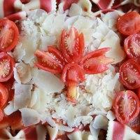 Canada Day Pasta