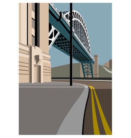 tyne-bridge_ianmitchellart-com_