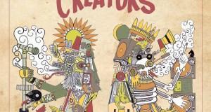 Barry Bones & Q Timer - The Great Creators (Album)