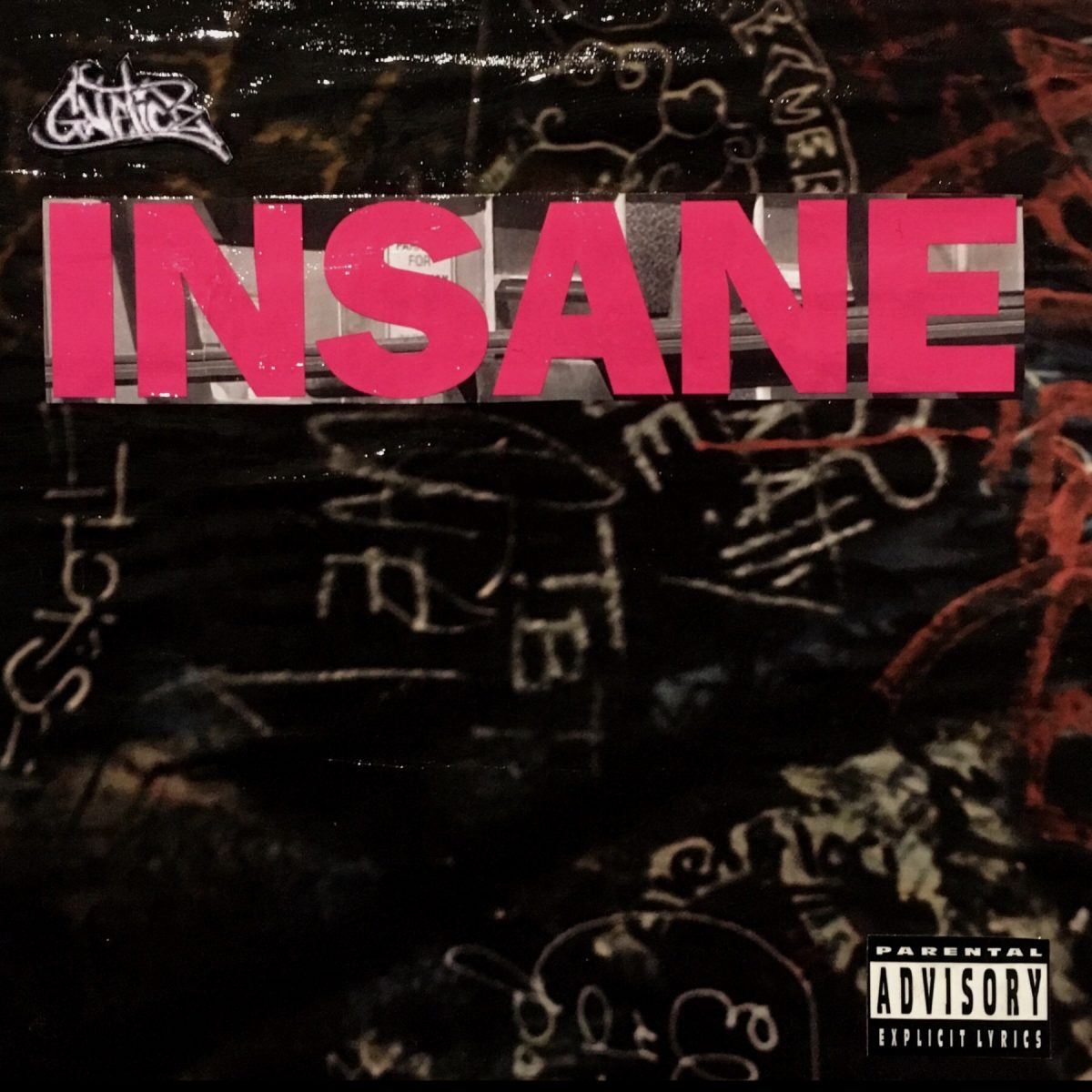 """Gneticz - """"Insane"""" (Album)"""
