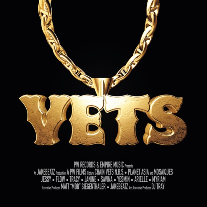 """N.B.S. & Planet Asia - """"Chain Vets"""" (Prod. By Jakebeatz)"""