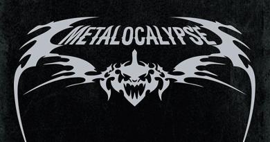 Bandas sonoras: Metalocalypse. Una banda sonora de lo más brutal