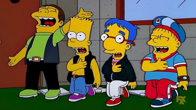 Autotune Simpsons