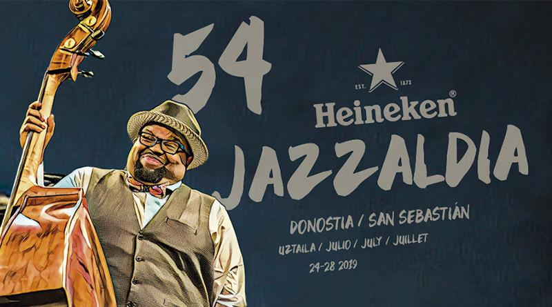 Cartel festival de jazz de San Sebastián