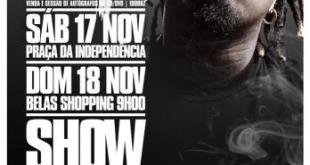 NGA - FILHO DAS RUAS (ALBUM) || VENDA SÁBADO, 17 DE NOVEMBRO NA PRAÇA DA INDEPENDÊNCIA