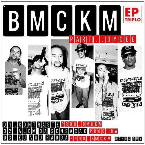 B.M.C.K.M. lança EP Triplo