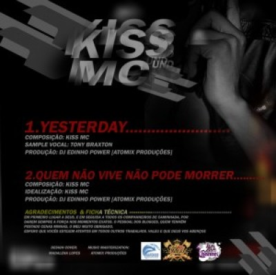 Kiss Mc Em Duas Faixas
