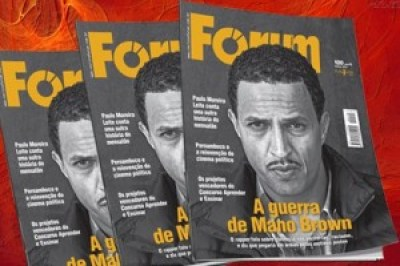 Revista Fórum disponibiliza entrevista completa com Mano Brown