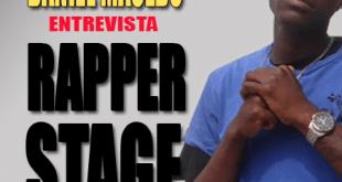 Daniel Macedo Entrevista: Rapper Stage