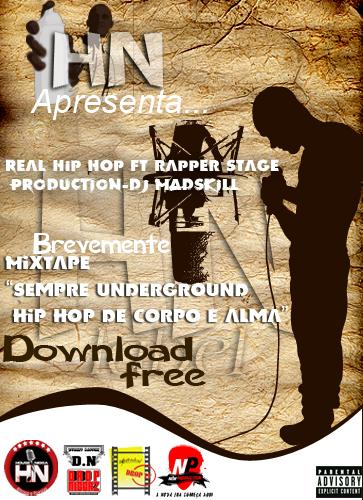 HN Gang - Real Hip Hop Feat Rapper Stage(Prod. DJ MadSkill)