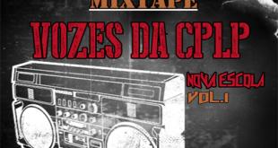 Mixtape Vozes da CPLP Vol.1 (Nova Escola)