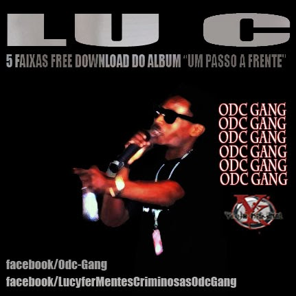 """Lucyfer disponibiliza para download gratuito 5 faixas do álbum """"Um Passo A Frente"""""""