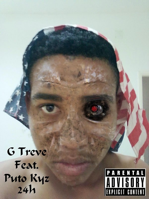 Áudio: G Treve feat. Puto Kyz - 24h
