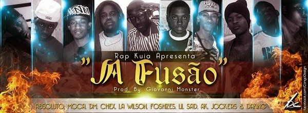 Áudio: Rap Kuia - Fusão (Prod. By Giovanni Monster)