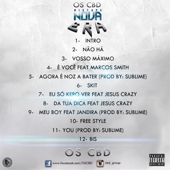 Mixtape: C.B.D - Nova Era