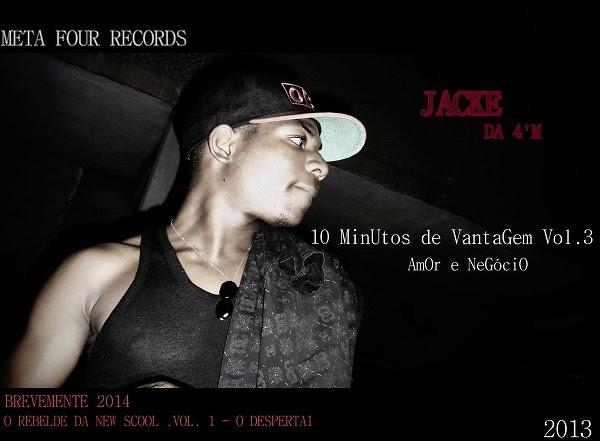 Áudio: Jacke Da 4'M ft. CMC e NGA - Amor e Negócio