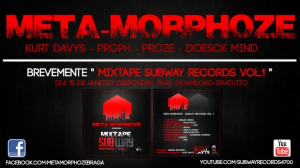 Vídeo Promocional da Mixtape Subway Records Vol.1