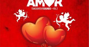 """Baboo Negruma – Compilação """"Támo Junto Sounds Vol.2 – Sons de Amor"""""""