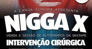 Áudio: Nigga X - Sassassa