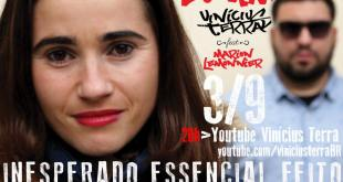 Vídeo: Vinicius Terra - Por isso que eu vim feat. Marion Lemonnier