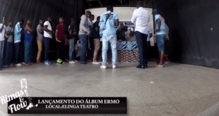 """Vídeo: Rimas & Flow com Flagelo Urbano na Venda do Álbum """"O Ermo"""""""