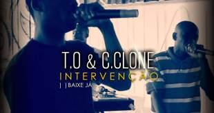 """C.Clone e T.O Kuvukiland lançam o single """"Intervenção"""""""