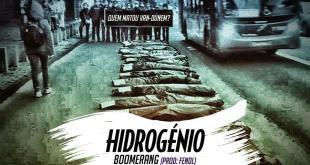 """Hidrogénio lança nova música """"Boomerang"""", Beef para Sanguinário"""