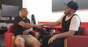 Sam The Kid convida Carlão para nova entrevista na TV Chelas