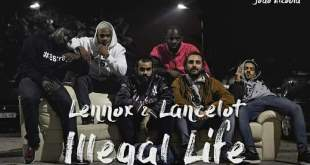 "Lennox & Lancelot lançam o vídeo do som ""Illegal Life"""
