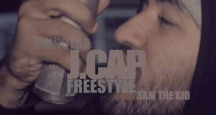 Vídeo: J.Cap - Freestyle (Sam The Kid na Beat)