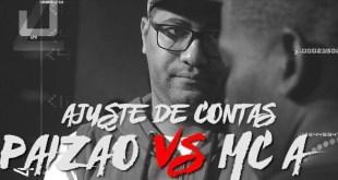"""#RRPL Apresenta PAIZÃO VS MC A """"Ajuste de contas"""" LOBITO 2017"""