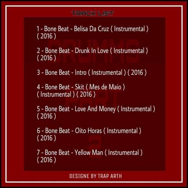 Beat Tape: Bone Beat - Drumms (Part. 2) [Download]