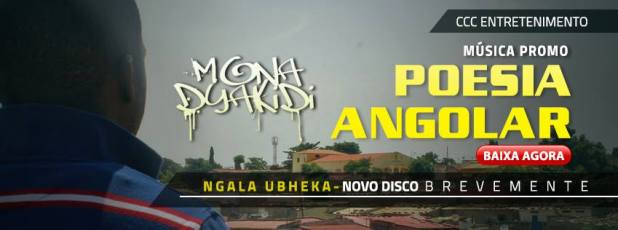 Mona Dya Kidi - Poesia Angolar [Download]
