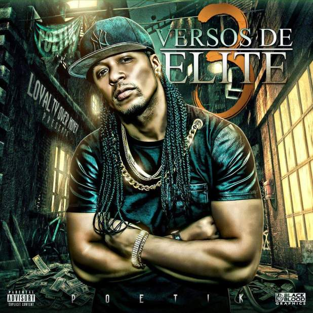 Mixtape: Poetik - Versos de Elite Vol.3 [Download]