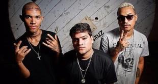 Diomedes Chinaski, Luiz Lins, Matheus MT & Mazili - Compassas in Copacabana
